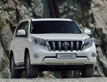 Location voiture – TOYOTA LAND CRUISER (Prado)